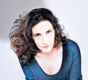 Véronique Gens (fotó: Marc Ribes / Virgin Classics)