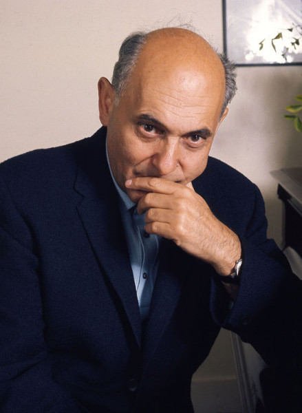 Sir Georg Solti (photo by Allen Warren)