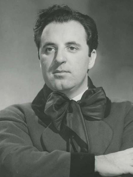 Carlo Bergonzi Rodolphe szerepében Puccini Bohéméletében