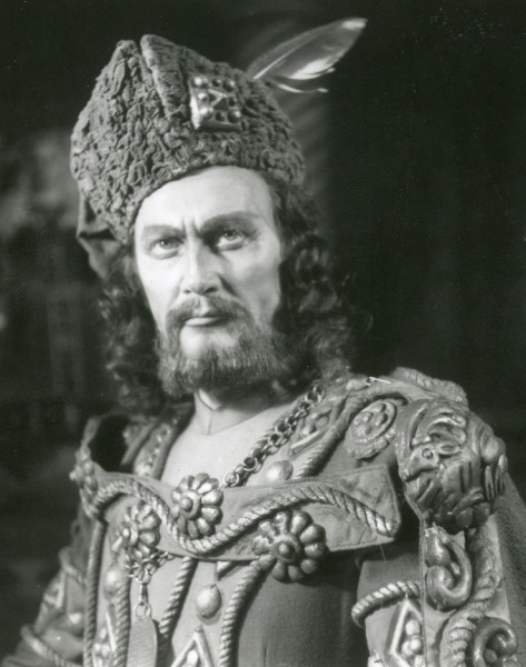 Bánk bán szerepében (fotó: Magyar Állami Operaház)