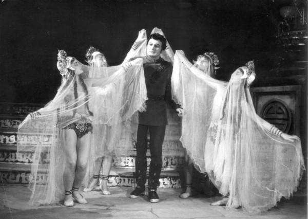 A Turandot Kalafjaként