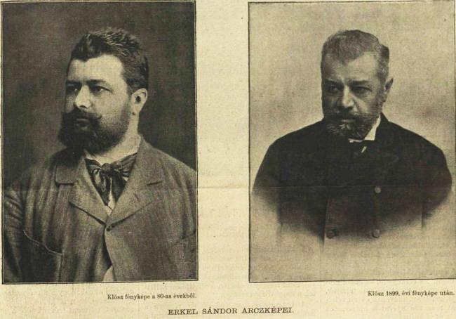 Két portréja a Vasárnapi Újságból