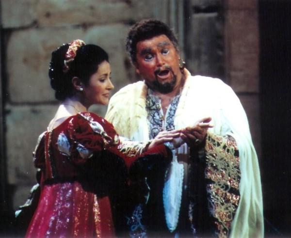 Otello Bándi Jánossal