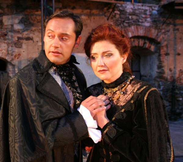 Klein Ottokárral a Don Giovanniban