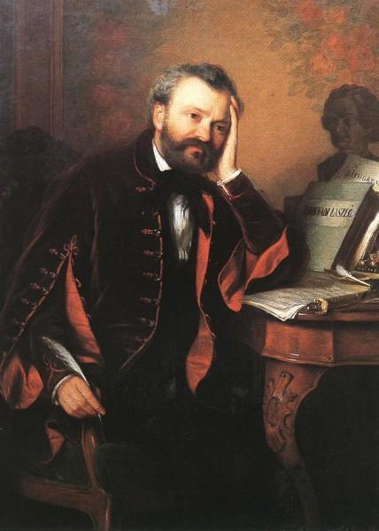 Erkel Ferenc (Györgyi Alajos festménye)
