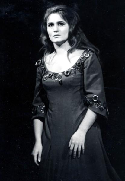 Judit A kékszakállú herceg várában (MÁO, 1970)