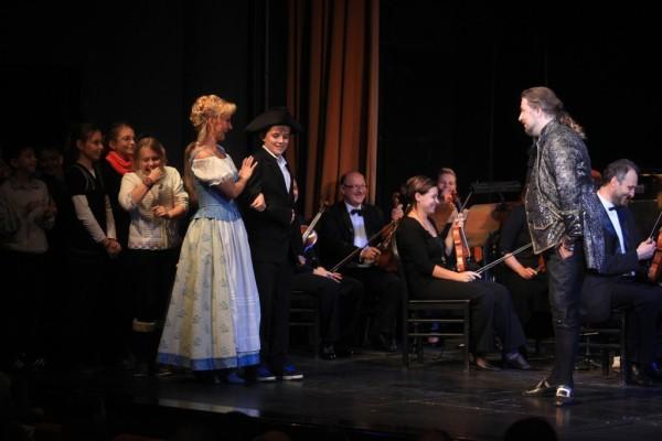 Jelenet az Operácska-sorozat Don Giovanni-előadásából (fotó: Bócsi Krisztián)