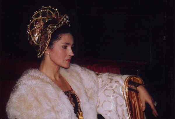 Boleyn Anna (Fotó: Szilágyi Gábor)