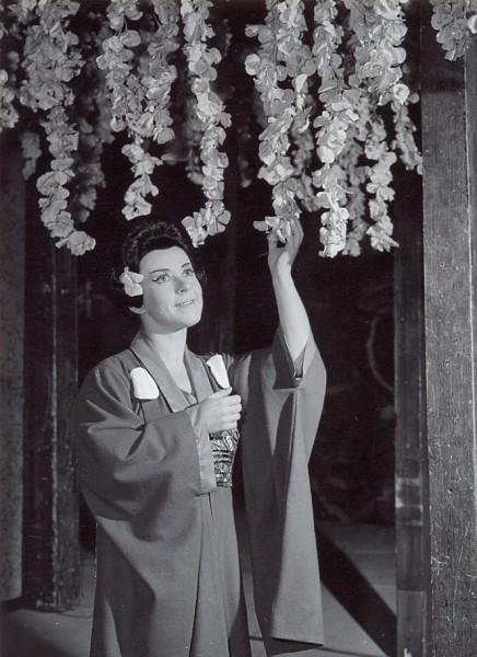 Szuzuki a Pillangókisasszonyban