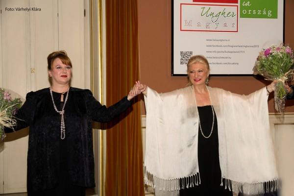 A Wagner-koncerten Tiffany Ruffinivel