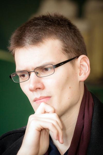 Balogh Máté (fotó: Vermes Tibor)