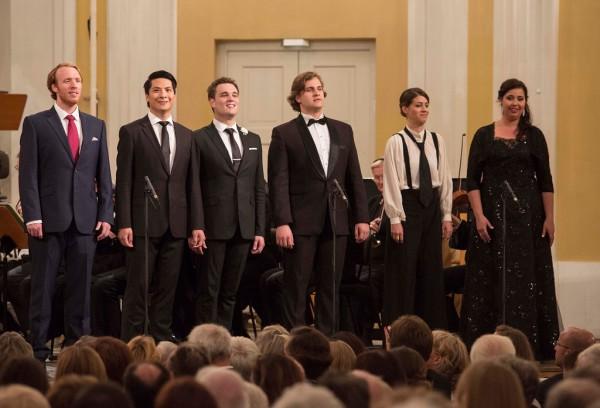 A Young Singers Project keretében (fotó: Salzburger Festspiele)