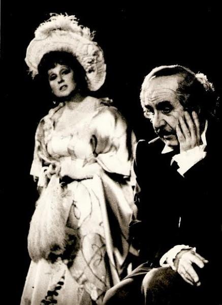 A Don Pasquale Norinájaként, Melis Györggyel