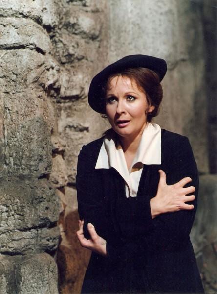 Gilda a Rigoletto TV-változatában