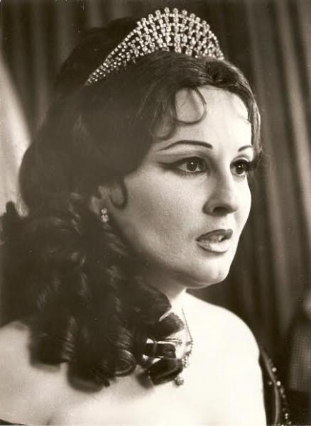Violetta a Traviatában