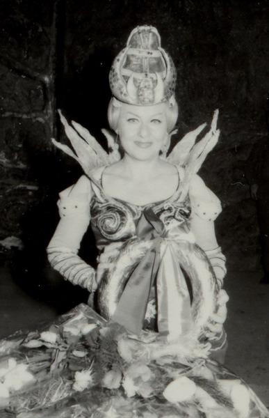 A varázsfuvolában a 25. jubileumon, 1983-ban (Fotó: MTI)