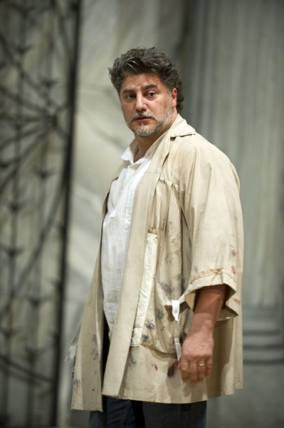 José Cura Cavaradossi szerepében