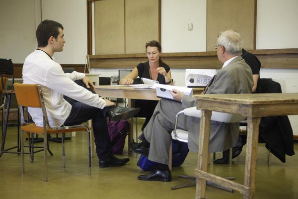 A cseh workshop