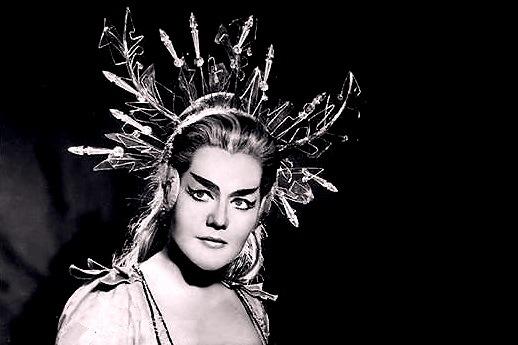 Leonie Rysanek mint császárné