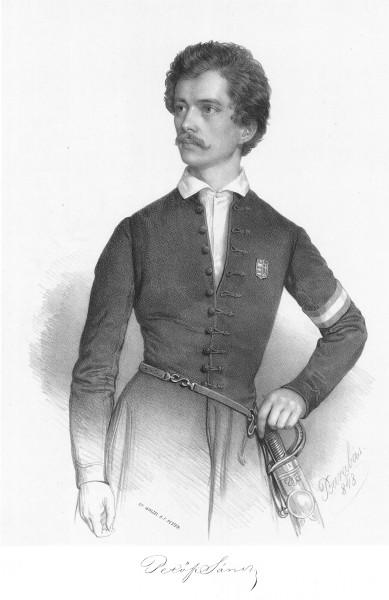 Barabás Miklós: Petőfi Sándor