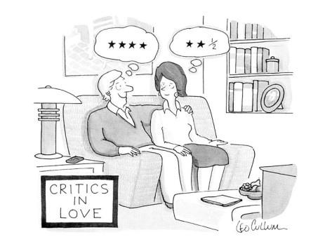 Szerelmes kritikusok