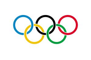 olimpiai zászló