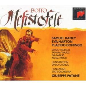 Patané Mefistofele-felvételének női főszereplője Marton Éva