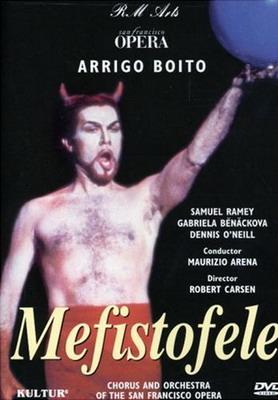 Mefistofele-DVD Samuel Ramey-vel a címszerepben