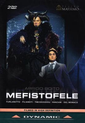A DVD címszereplője Ferruccio Furlanetto