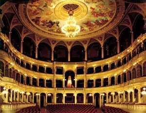 Az Operaház nézőtere