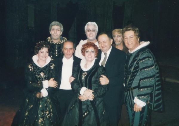Don Carlos (partnerek: Polgár László, Lukács Ervin, Begányi Ferenc, Budai Lívia, Mikó András, Ilosfalvy Róbert)