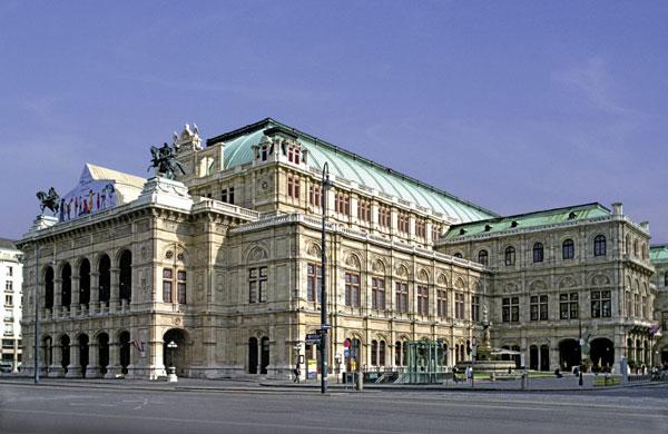 A Bécsi Állami Operaház