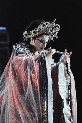 Turandot a tőrrel