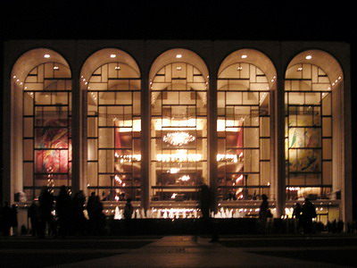 A Metropolitan Opera