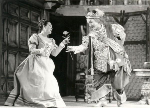 Melis Györggyel a Falstaffban (1988)