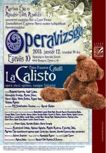 Operavizsga - plakát