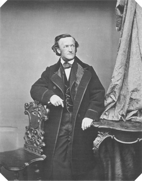 Wagner - Franz Hanfstaengl képe, 1860 körül, dagerrotípia