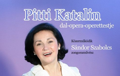 Pitti Katalin estje