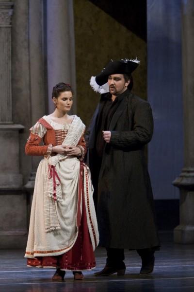 Zerlina és Don Giovanni: Baráth Emőke és Szegedi Csaba