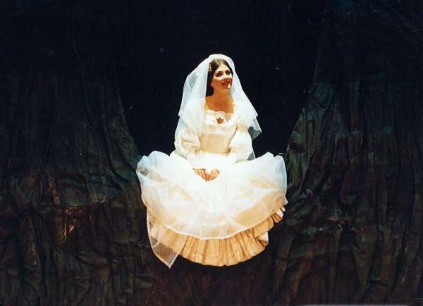 Falstaff – Nannetta – Debrecen, 1996