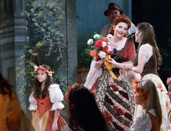 Grófné a Figaro házasságában (Fotó: Éder Vera)