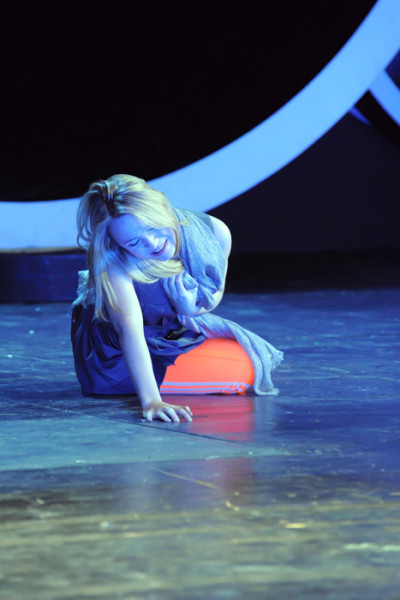Rigoletto - Gilda, Bonn (Fotó: Lilian Szokody)
