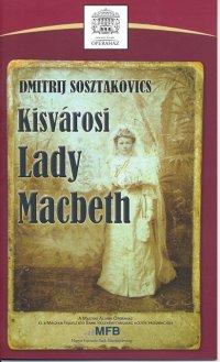 Kisvárosi Lady Macbeth - plakát