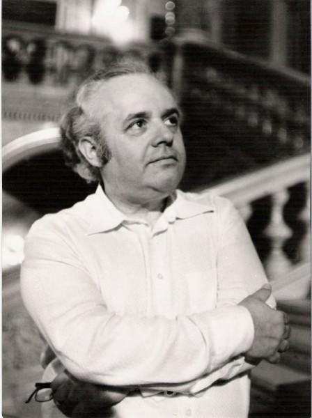 Portré nem sokkal a halála előtt (1973)