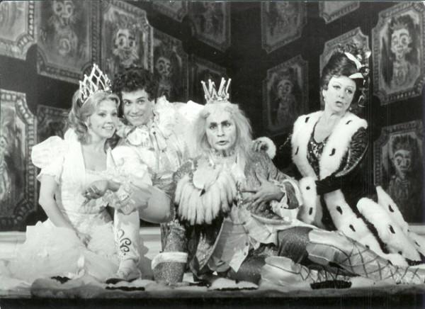 Kekszakall: Zempléni Mária, Bándi János, Maros Gábor, Barlay Zsuzsa