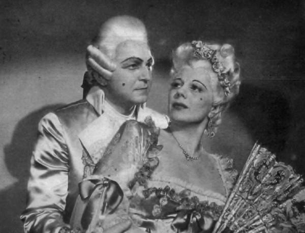A Figaro házasságában Osváth Júliával