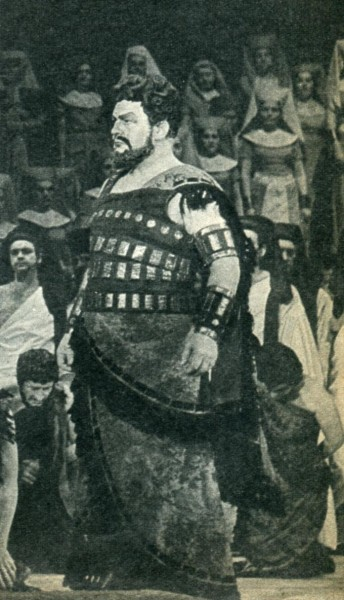 Aida - Amonasro