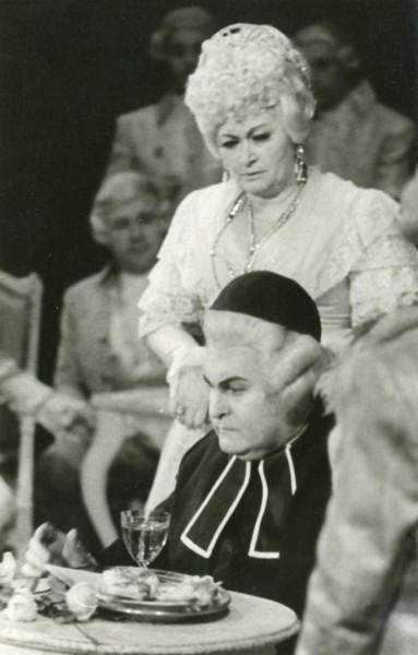 Andre Chenier Szellö Lajossal
