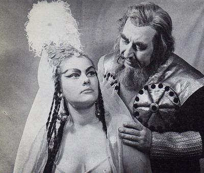 Az aranykakas - Marton Éva és Radnai György