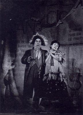 Koldusopera - László Margittal